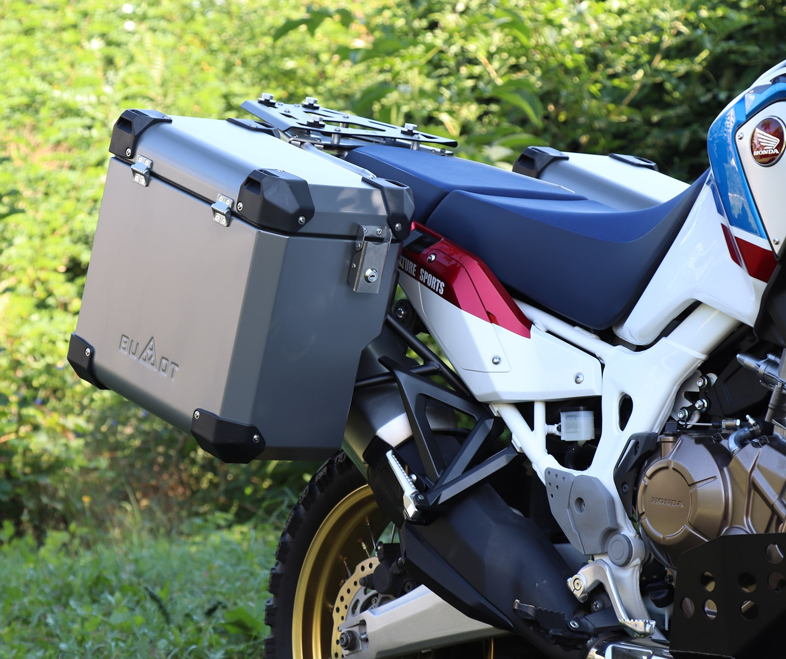 DEFENDER EVO panniers - Left and Right