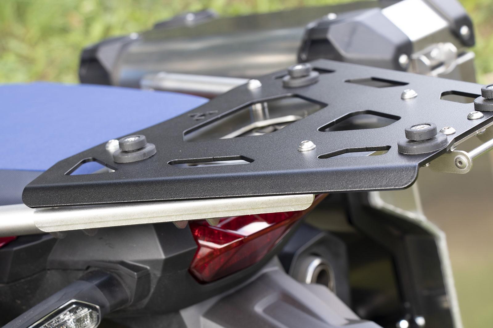 Top case 30L incl. top rack - Adventure Sport