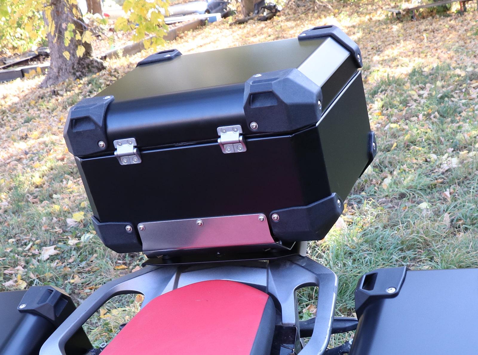 Top case 30L incl. top rack - Standard version