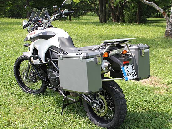 DEFENDER Pannier system 40L