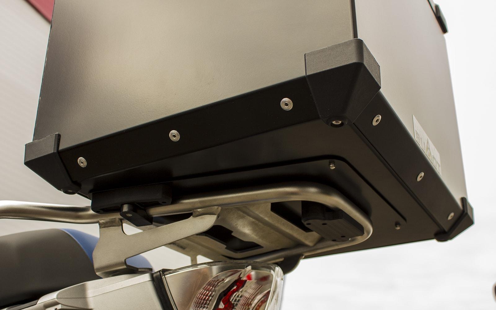 Top case + OEM  GSA rack