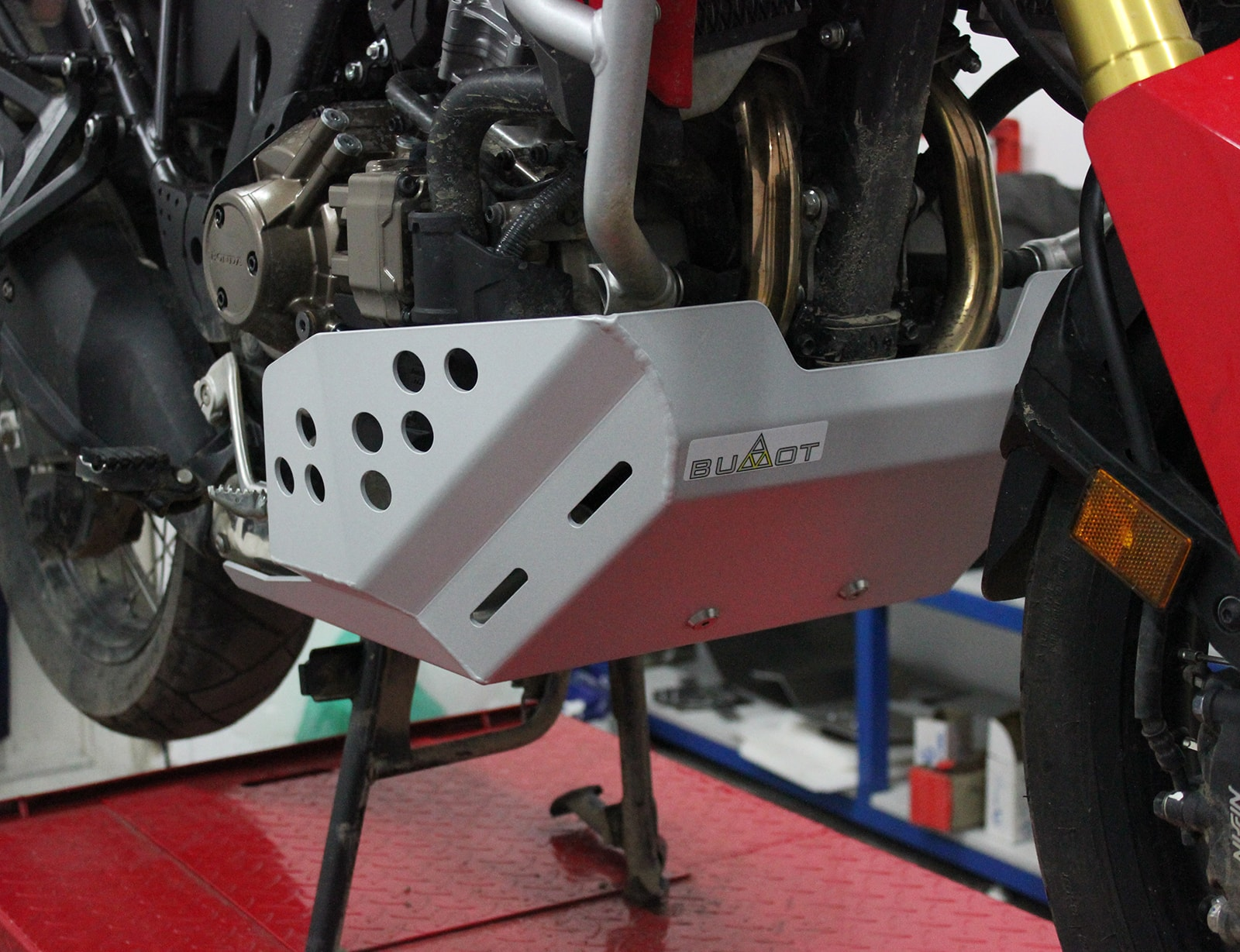 SKID PLATE for  DCT version