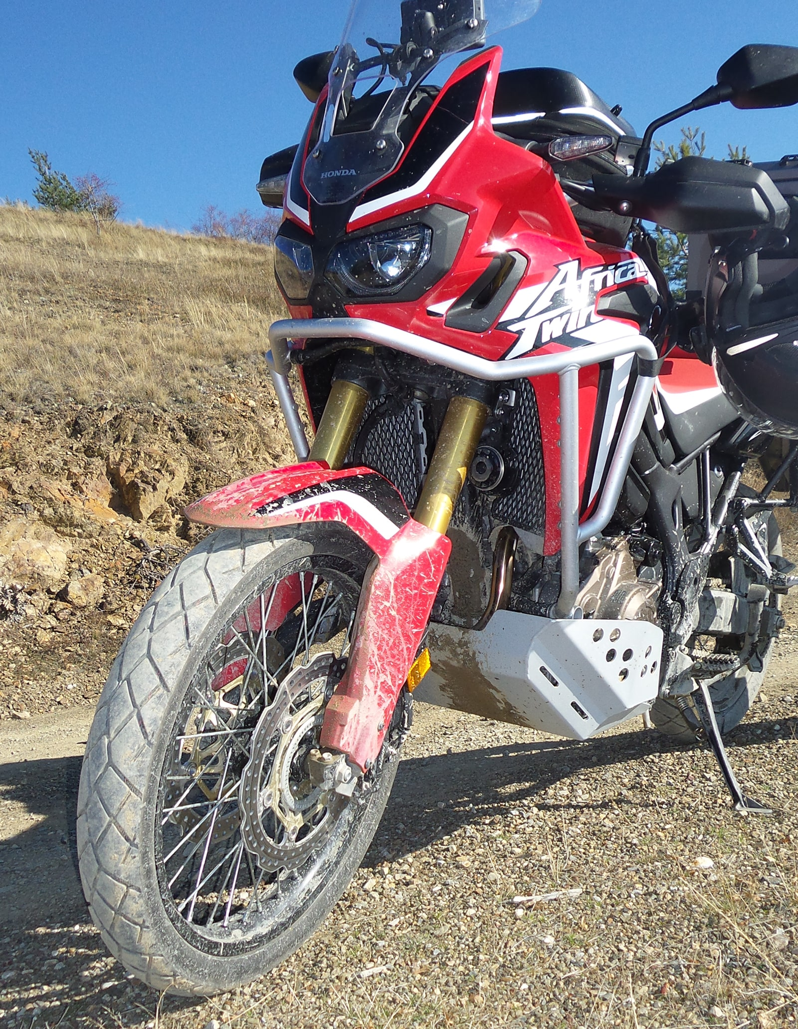 Skid Plate DCT version