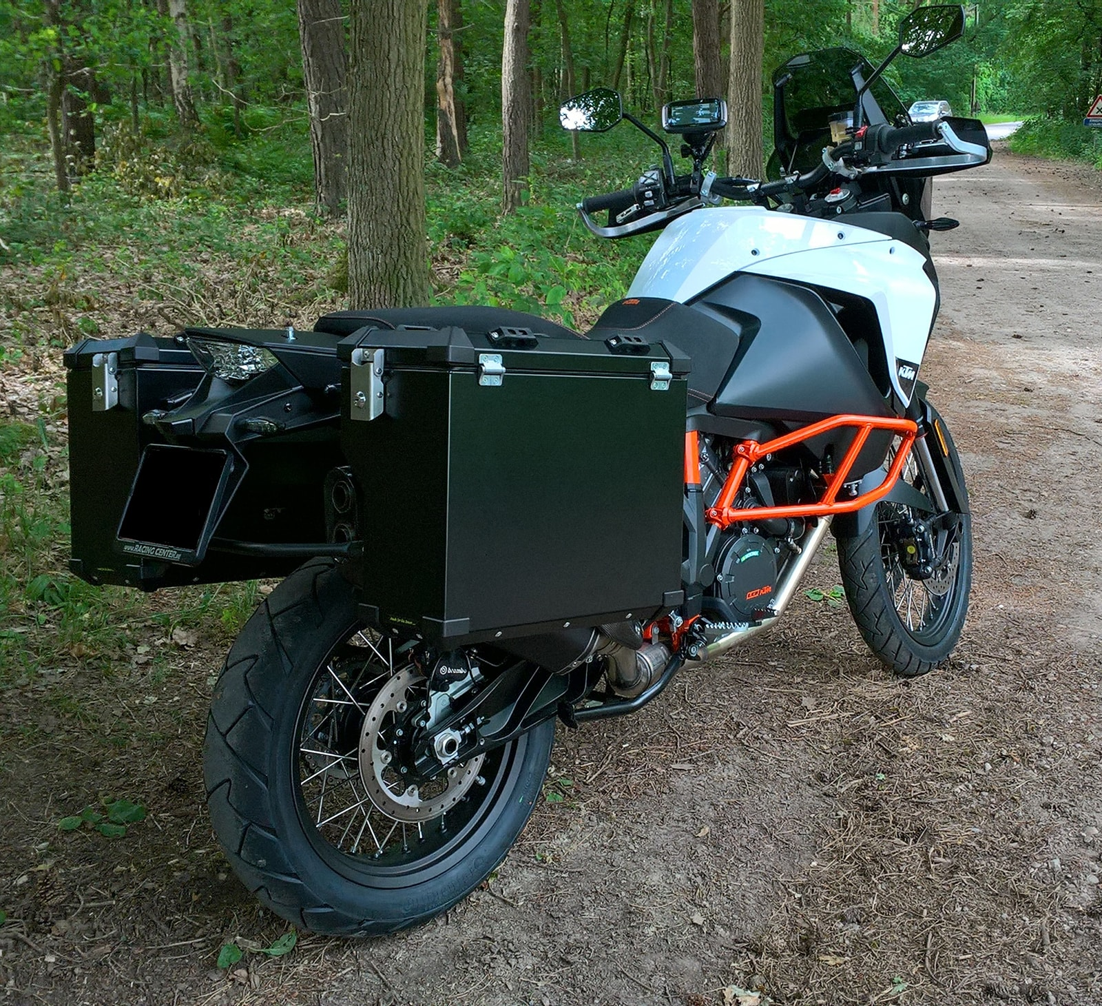 Panniers systems