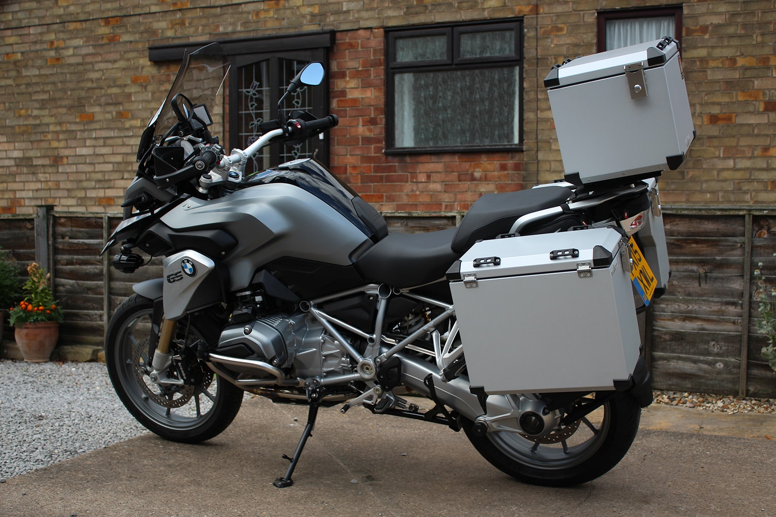 Panniers system