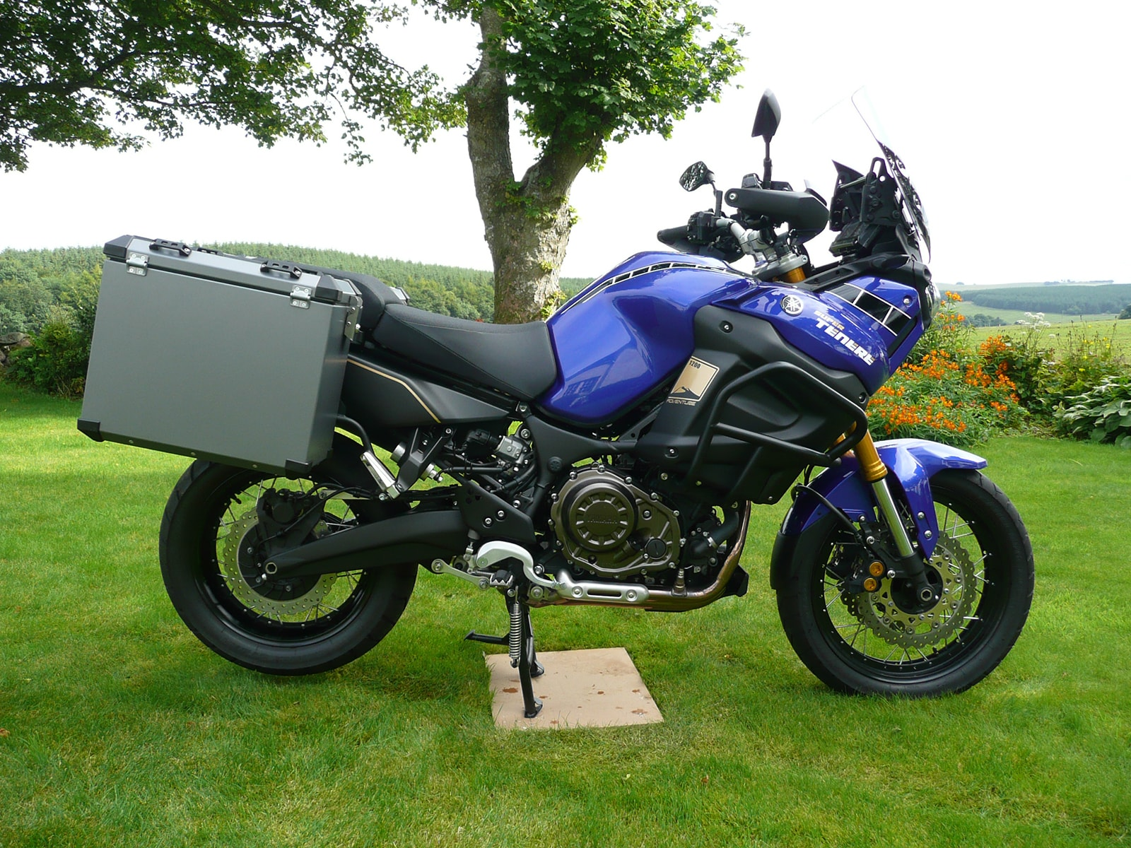 Pannier systems