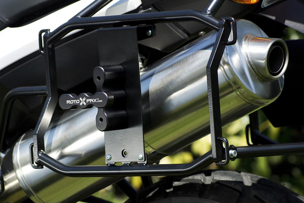 Bracket for Roto Pax - left side