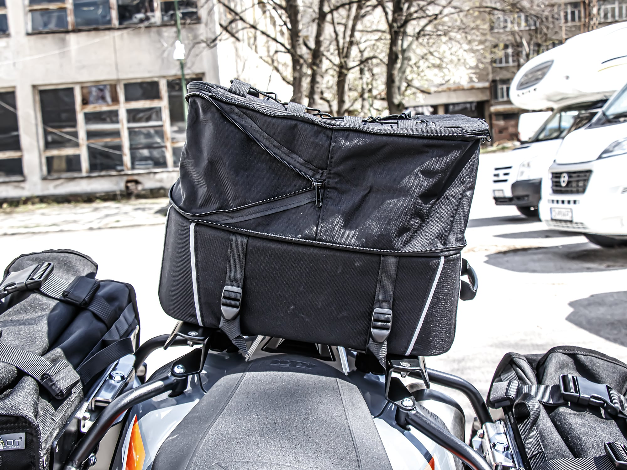 Xtremada Tail bag 27L