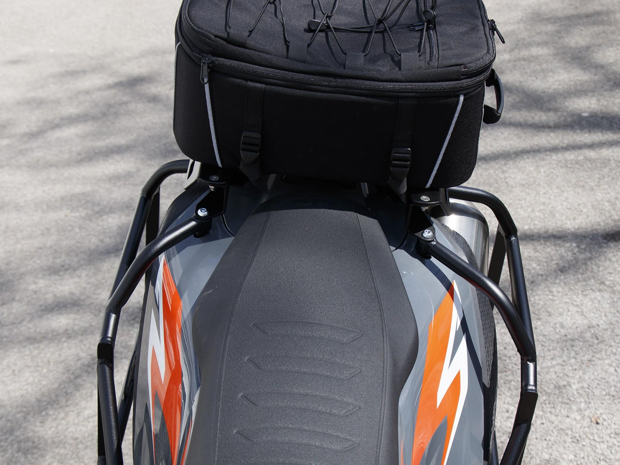 Pannier racks KTM 690