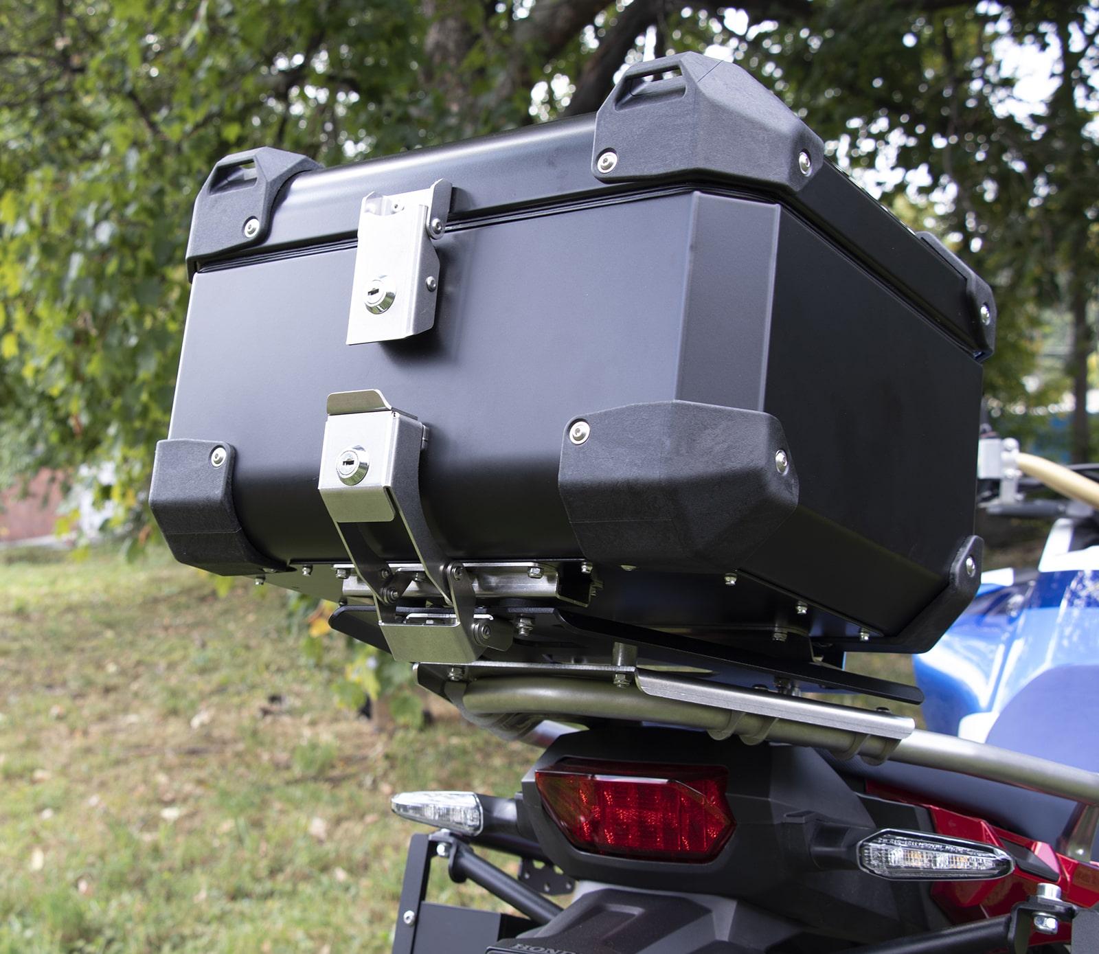Defender EVO Top case 30L incl. top rack - Adventure Sport