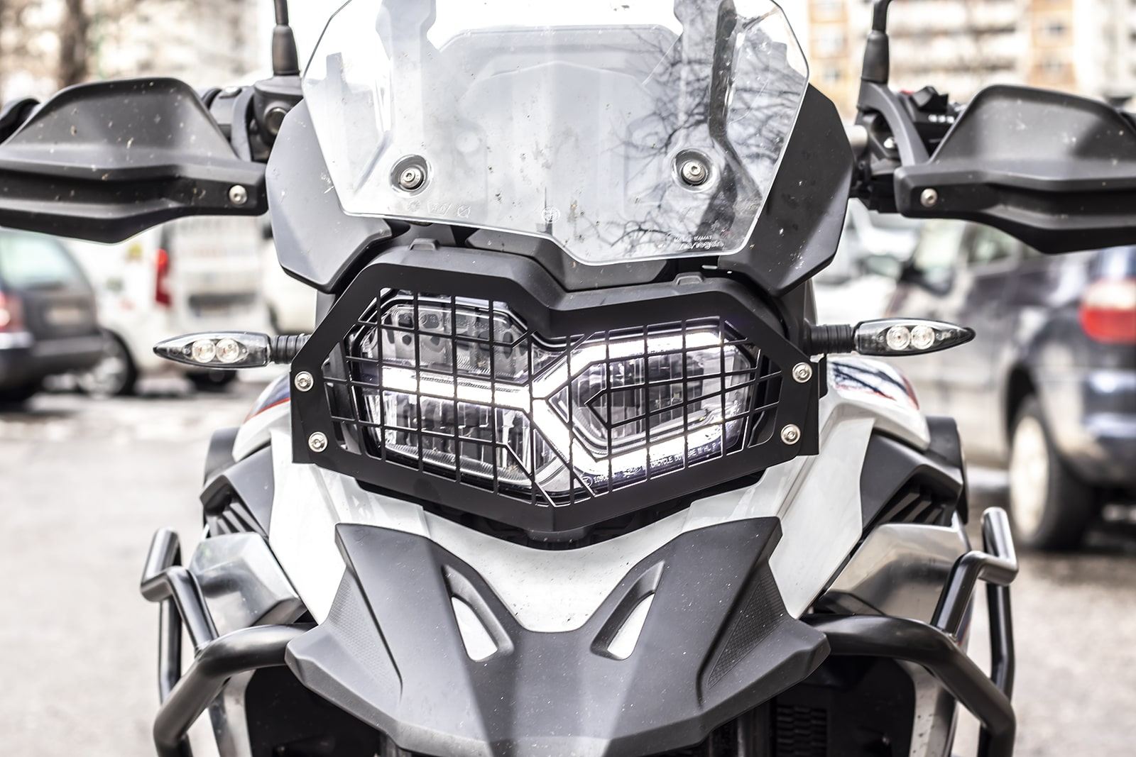 Headlight Guard Kit BMW F850GS / F750GS