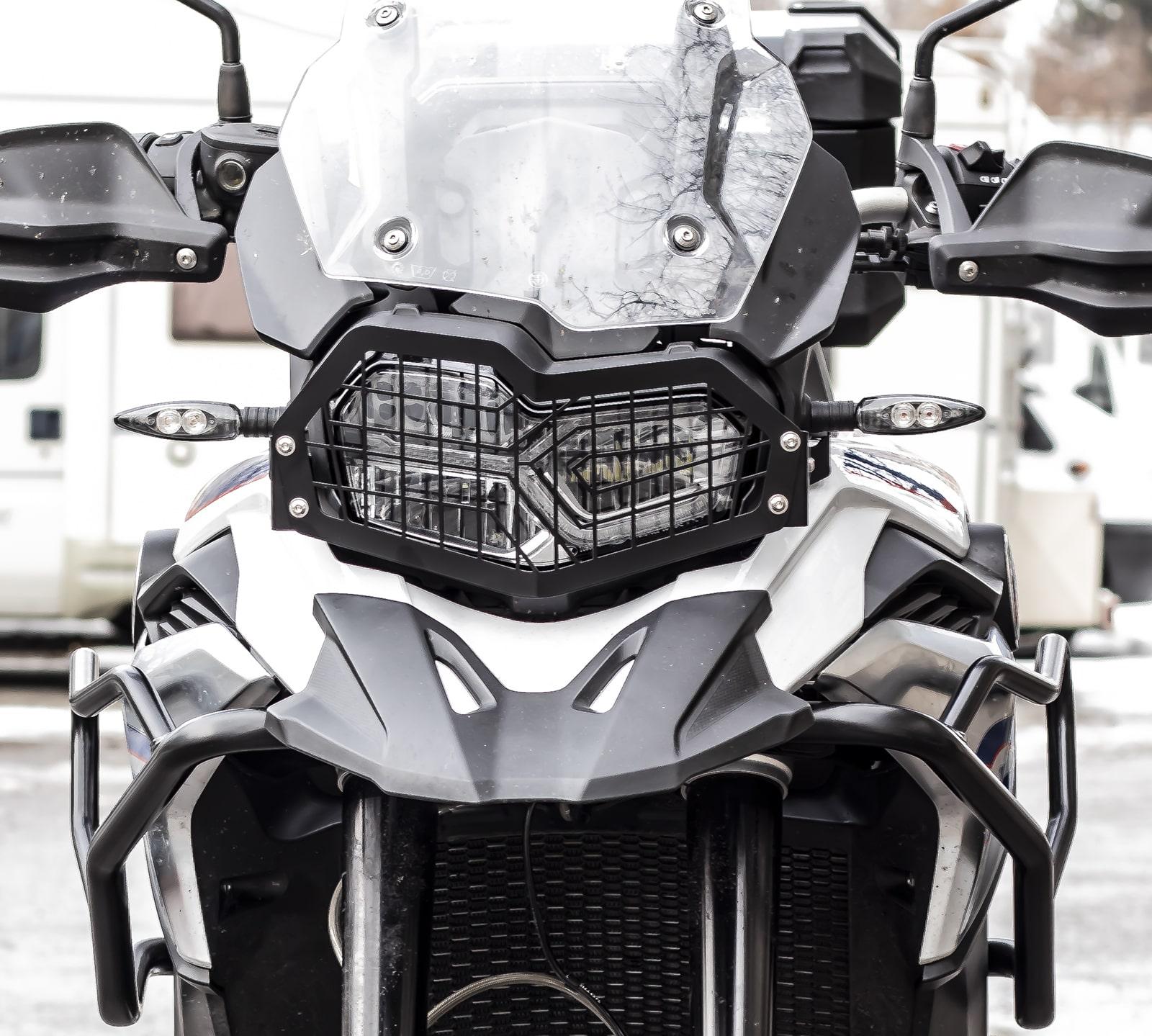 Headlight Guard Kit BMW F850GS / F750GS