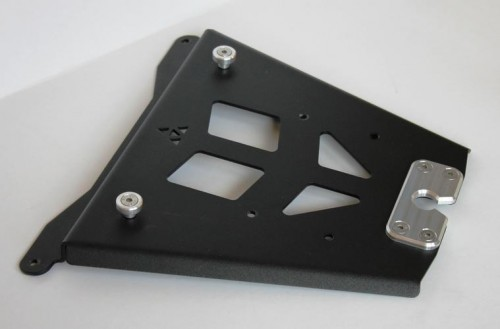 Defender Top case mounting plate