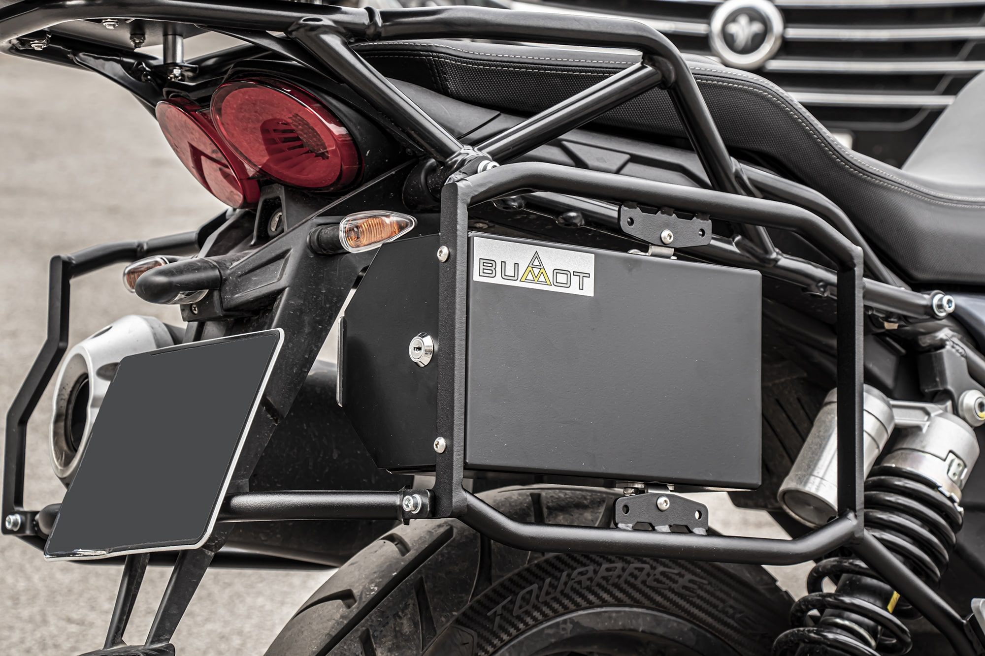 Pannier racks V85TT