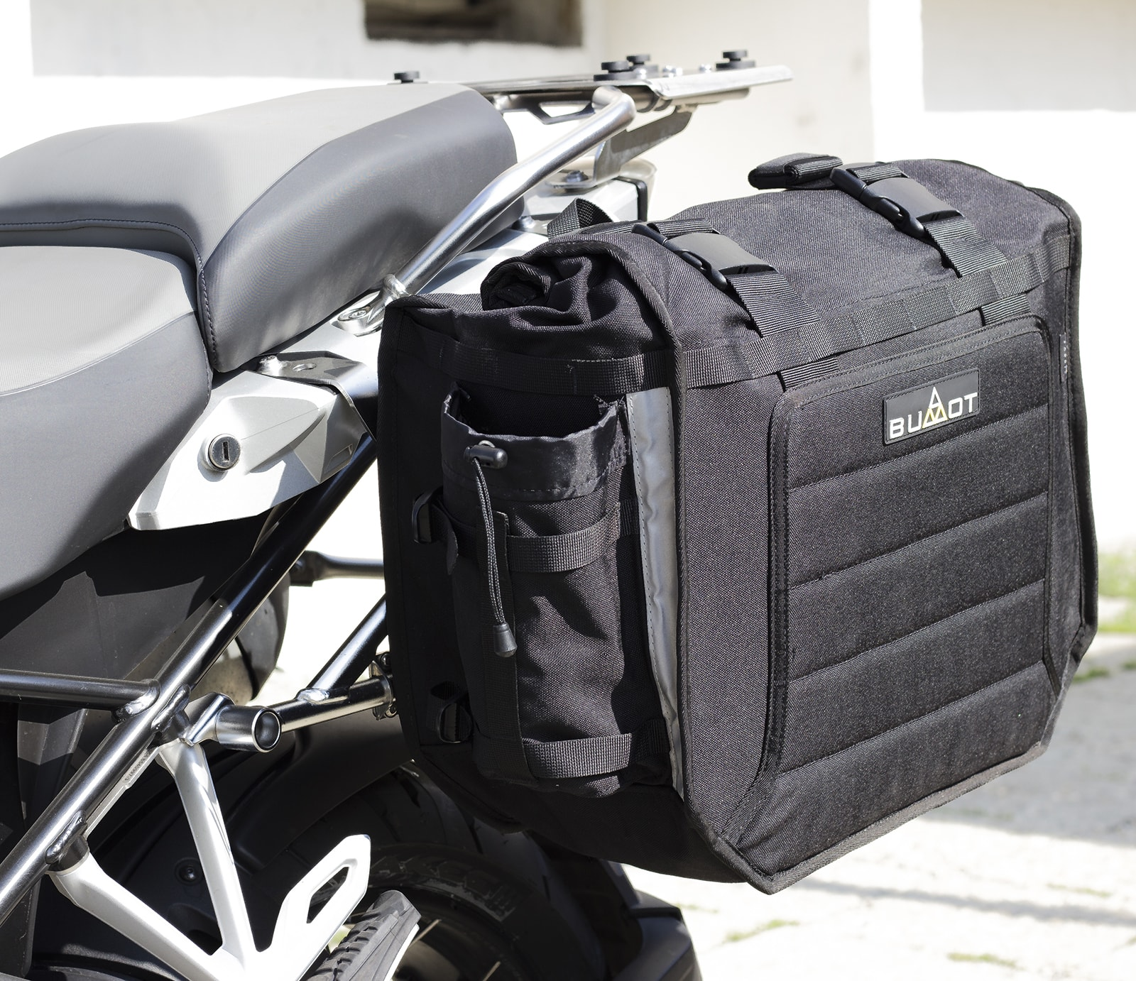 Xtremada soft panniers  for Original BMW pannier racks of GSA LC