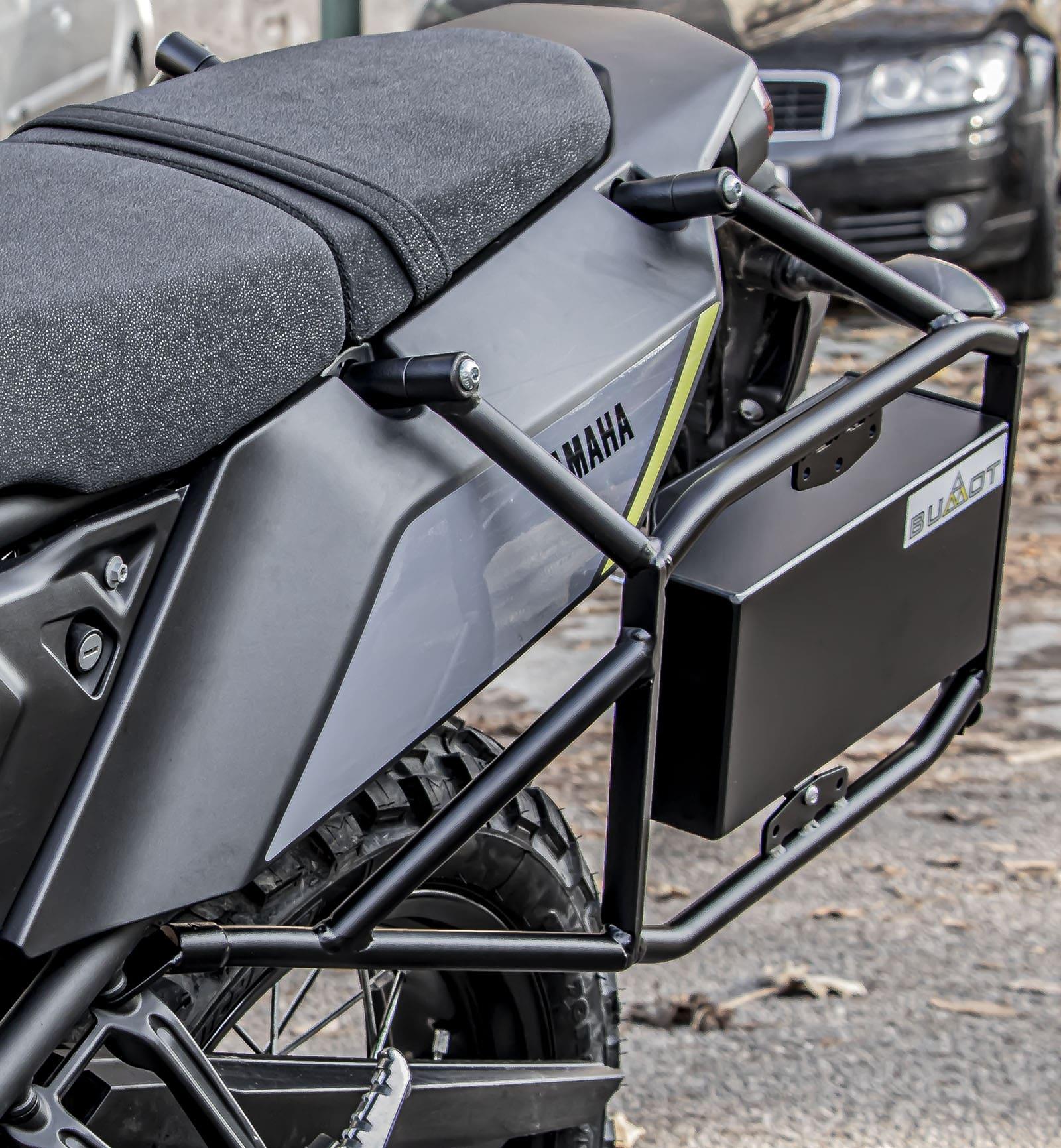 Pannier racks T700
