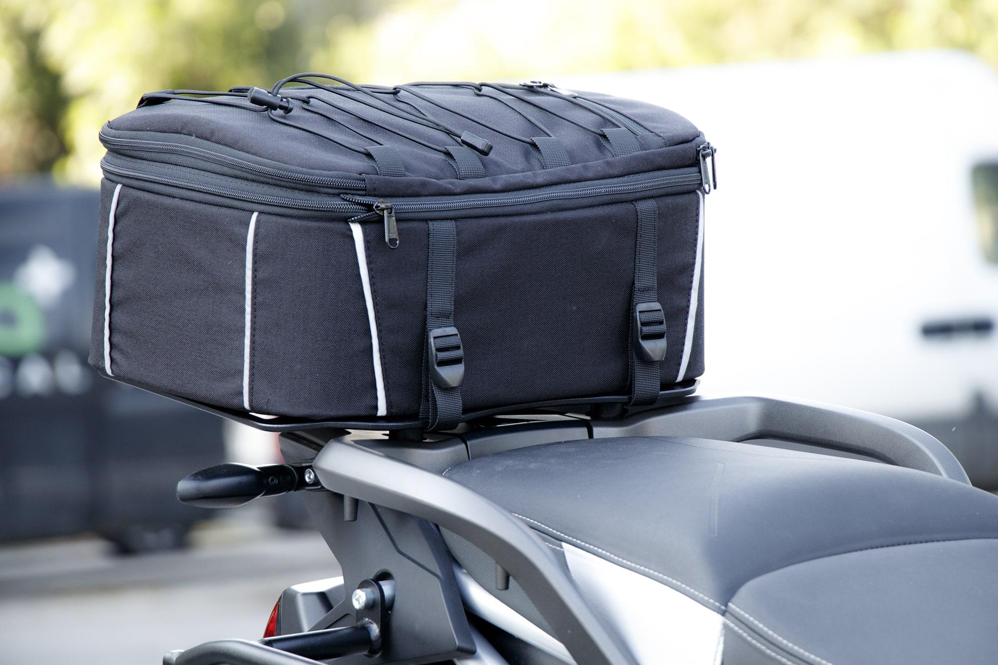 Soft Luggage rear racks