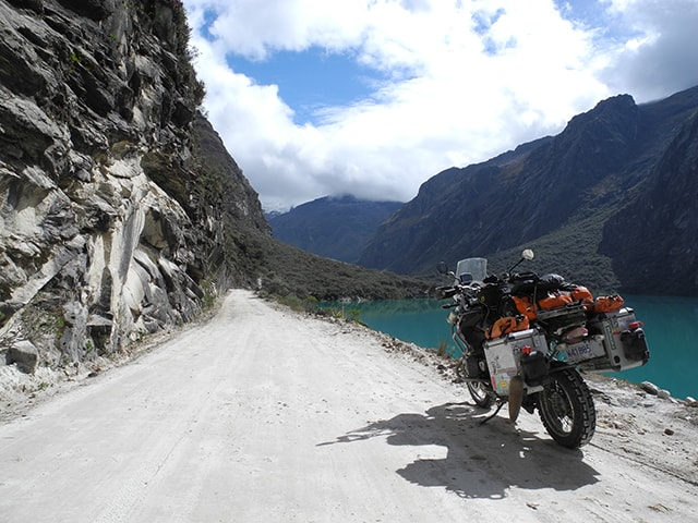 Kevin Chow - Motorcycle Traveller